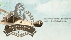 İlk Türk Uçağı VECİHİ K-VI
