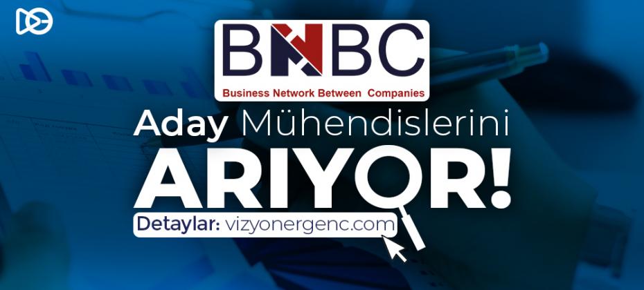 BNBC Aday Mühendislerini Arıyor!