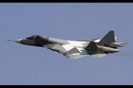 Rus Savaş Uçağı Sukhoi PAK-FA T-50 Geliştirmesine dair Belgesel