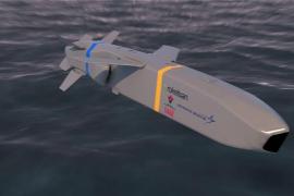SOM füzesinin Joint strike fighter F-35'te kullanımı animasyonu