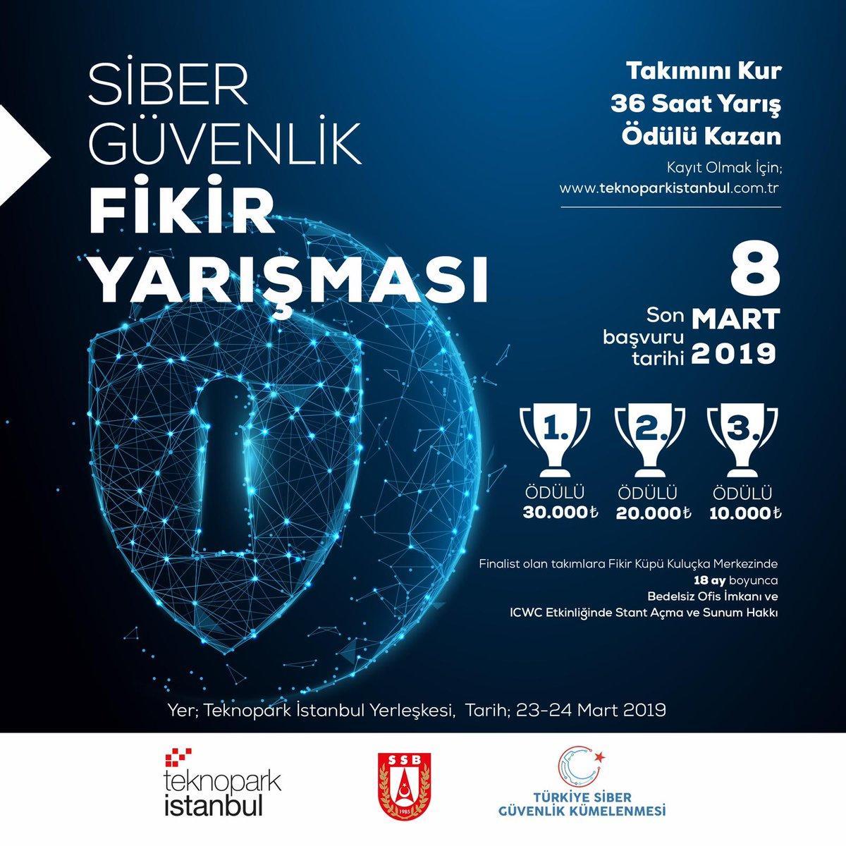 Siber Güvenlik Fikir Yarışması