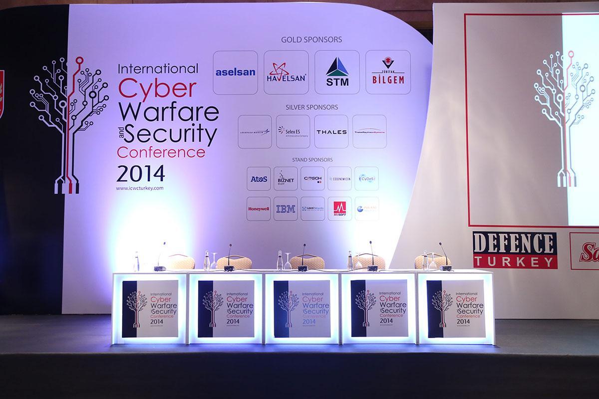 4'üncü Uluslararası Siber Savaş ve Güvenlik Konferansı