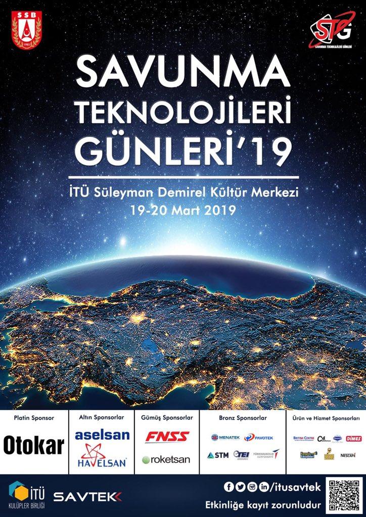 Savunma Sanayi Teknolojileri Günleri 2019