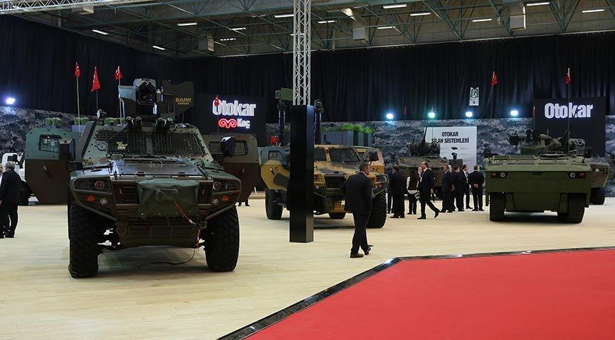 IDEF'19 14'üncü Uluslararası Savunma Sanayii Fuarı
