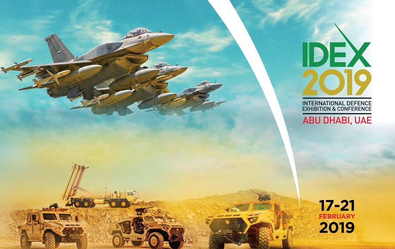 IDEX - International Defence Exhibiton & Conference