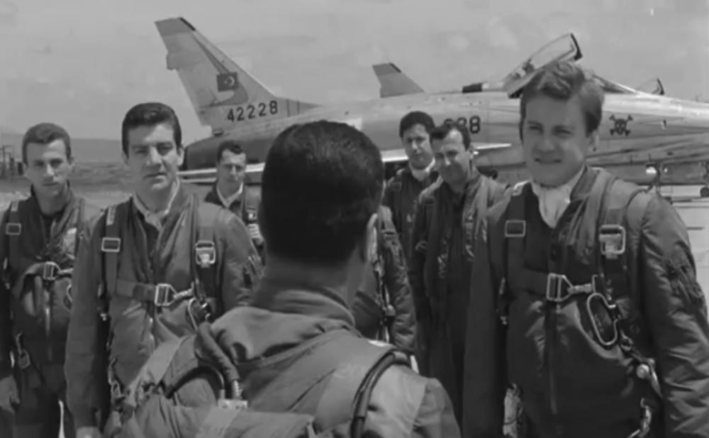 Türk Hava Kuvvetleri Hakkında Yapılan İlk Film: Şafak Bekçileri