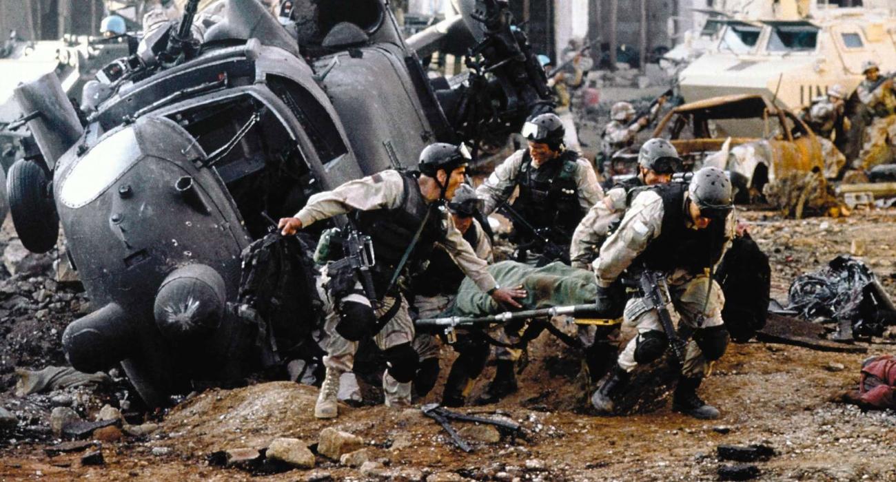 Kara Şahin Düştü (Black Hawk Down) Filmi ve Mogadişu Muharebesi