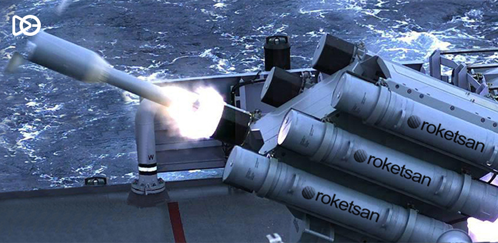 DSH Denizaltı Savunma Harbi Roketi ve Atıcı Sistemi