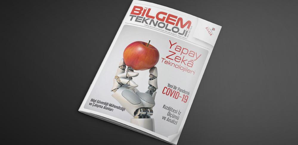 BİLGEM Teknoloji Dergisi'nin 9. sayısı çıktı