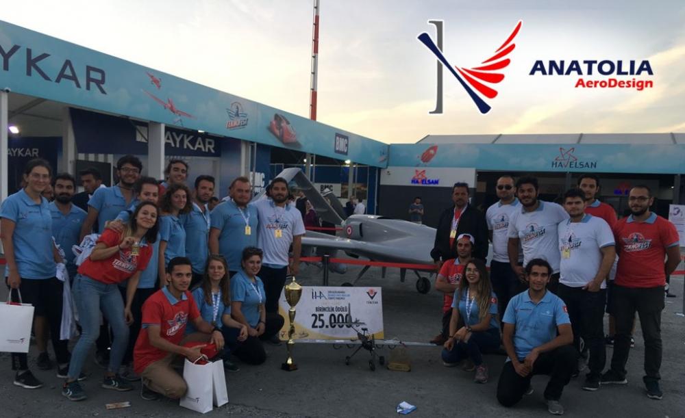 Anatolia Aero Design Ekibi ile Söyleşi