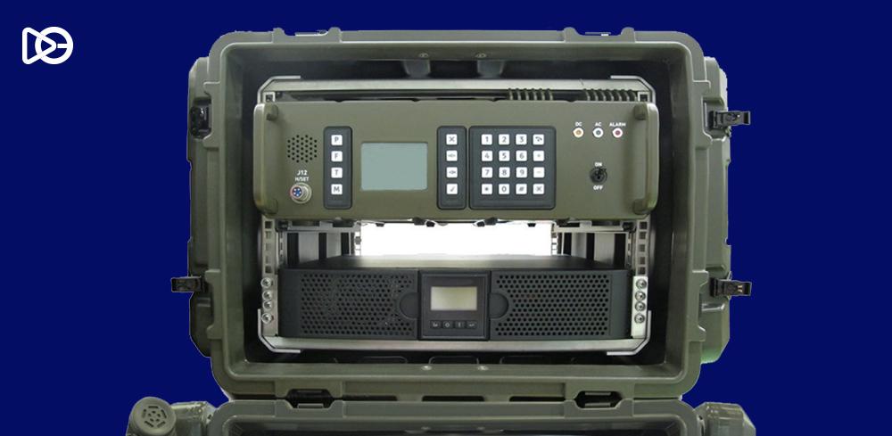 Taşınabilir Radyolink Haberleşme Sistemi