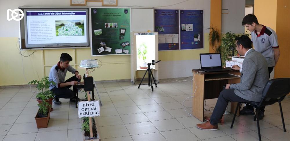Tarımda FeYZ-Fenotipleme ve Yapay Zeka: Ahmet Bağbars ile Söyleşi