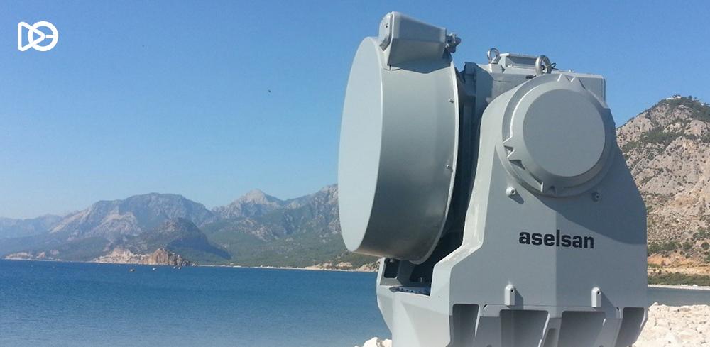 AKR-D: Deniz Platformu Atış Kontrol Radarları