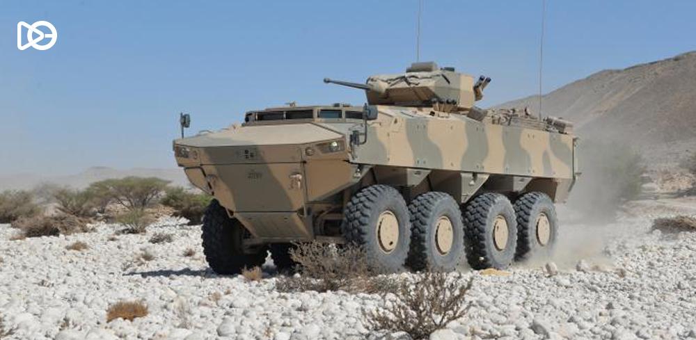 Tekerlekli Zırhlı Araçlar: PARS III 8X8