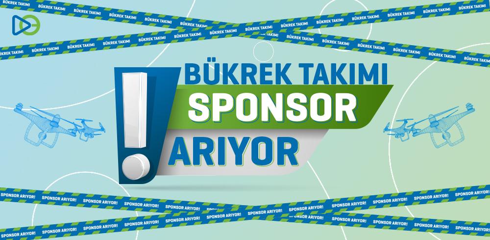 Bükrek Takımı Sponsor Arıyor!
