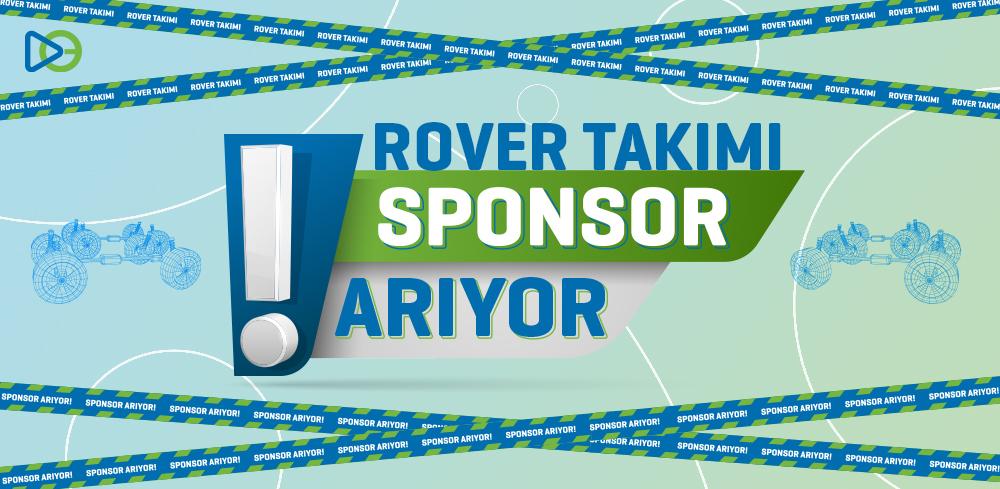 Rover Takımı Sponsor Arıyor!