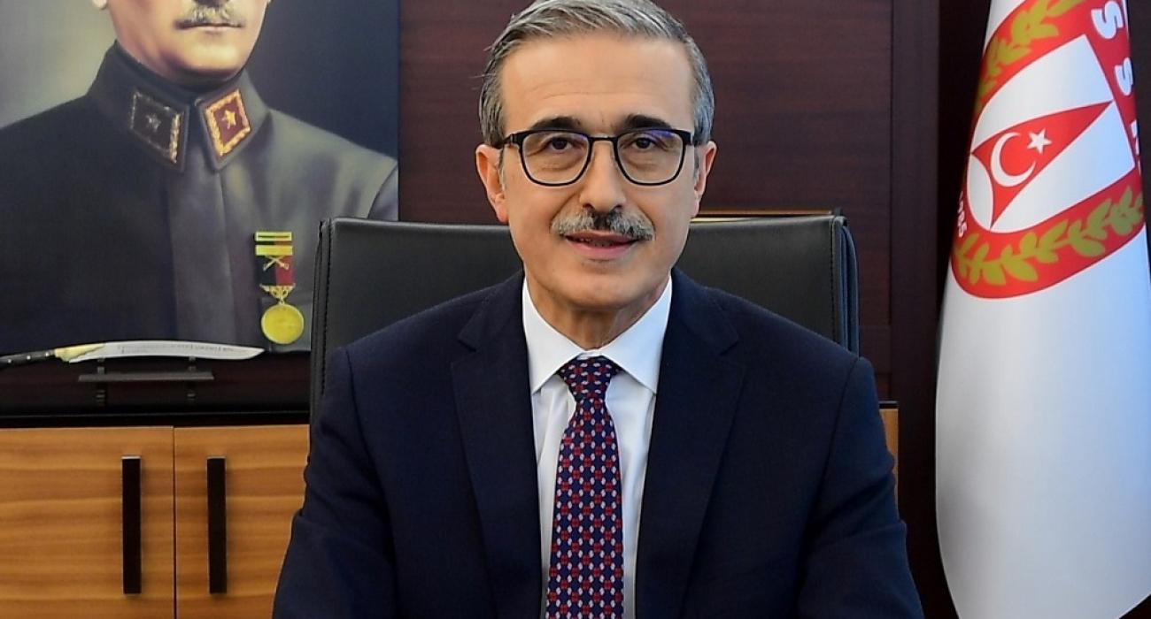 Savunma Sanayii Başkanı İsmail Demir, Sektördeki Güncel Durumu Değerlendirdi