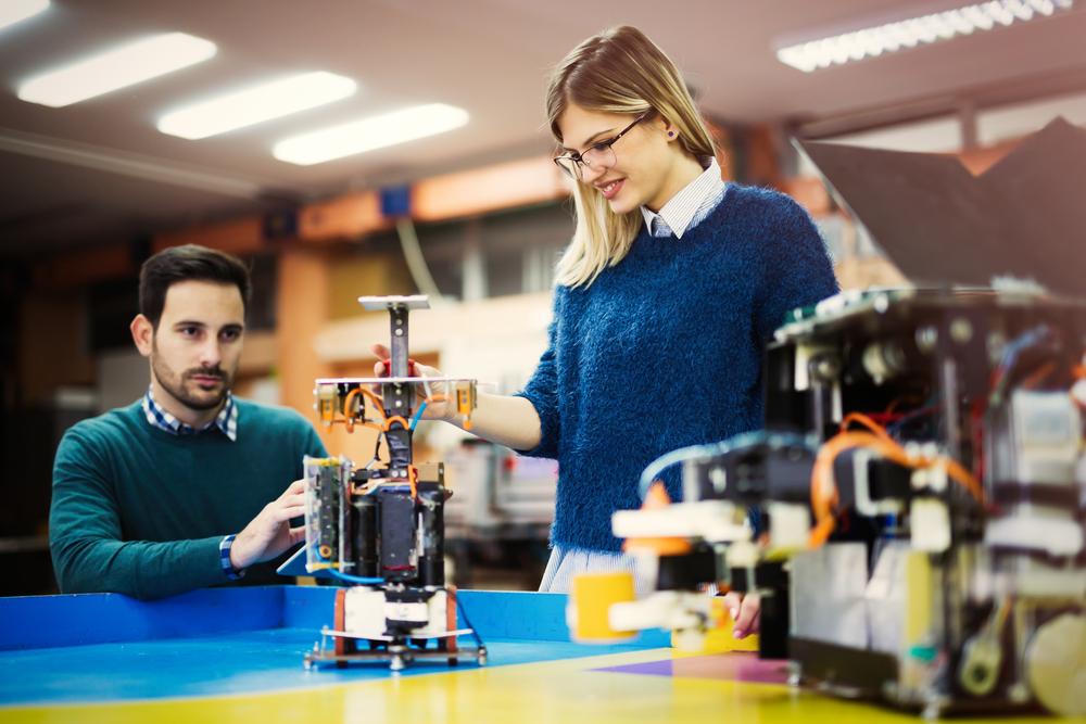 Geleceğin Meslekleri: Robotik Mühendisliği