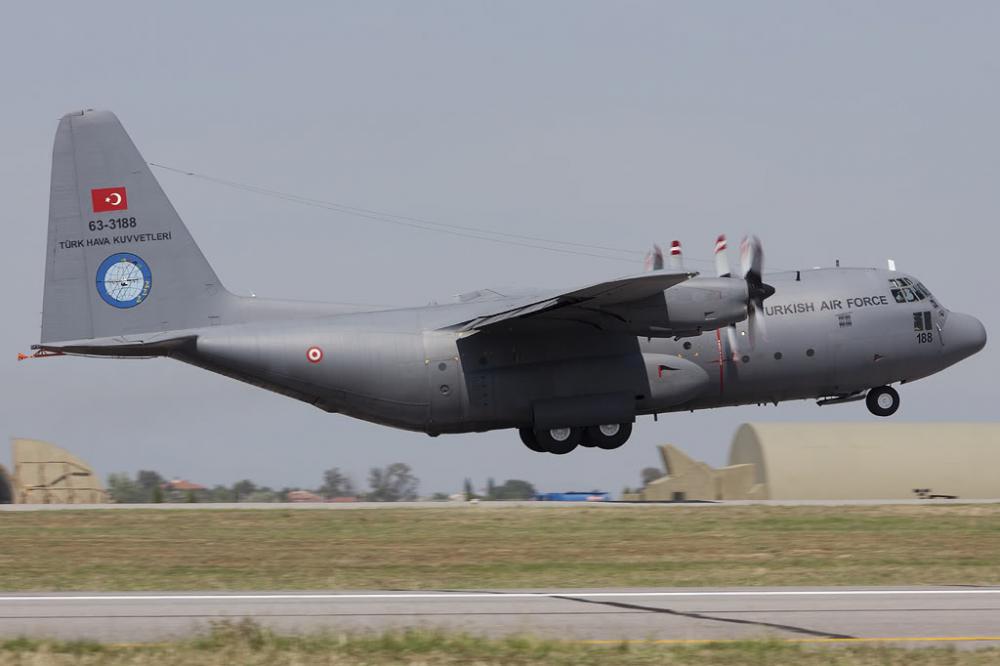 Türk Savunma Sanayiinin C-130'lara Attığı İmza: Erciyes Projesi