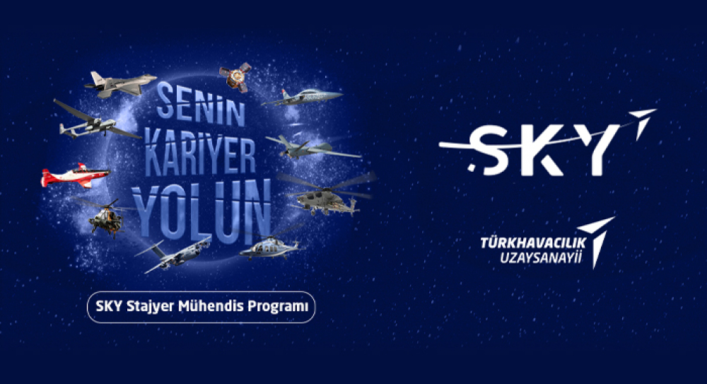SKY Stajyer Mühendis Programı