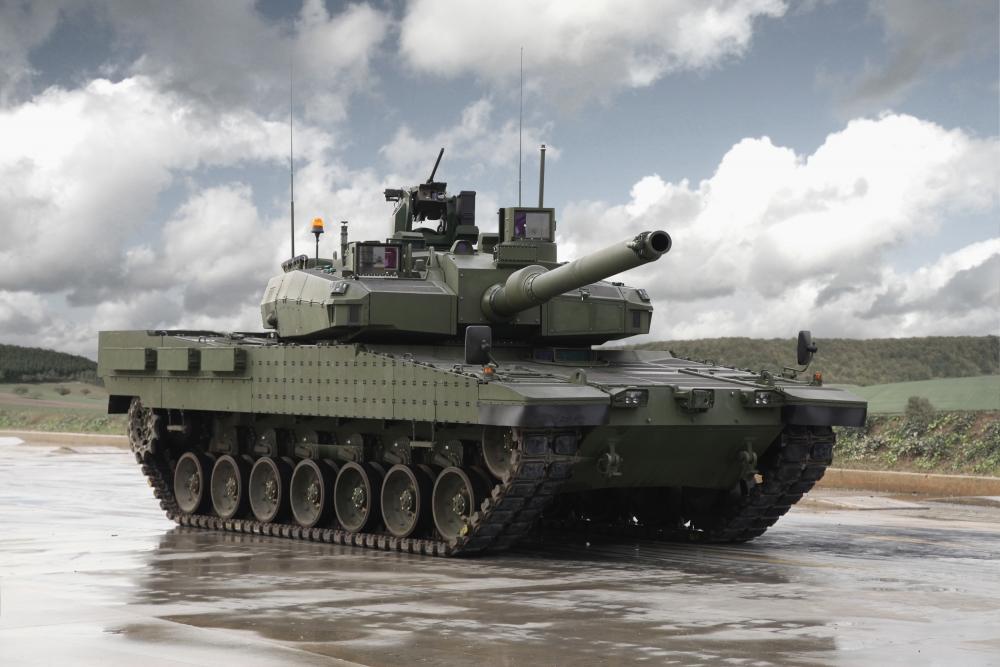 Yerli Ana Muharebe Tankı: Altay