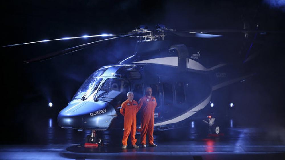Yerli ve Milli Genel Maksat Helikopterimiz: Gökbey