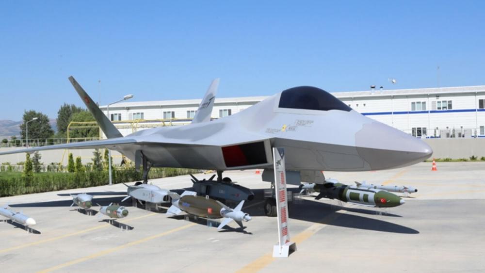 Milli Muharip Uçak İçin Stratejik Tesis