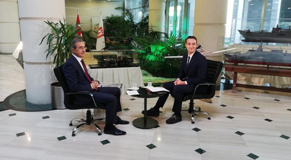 Savunma Sanayii Başkanı Prof. Dr. İsmail Demir, Savunma Sanayii Projelerinin Güncel Durumunu Anlattı