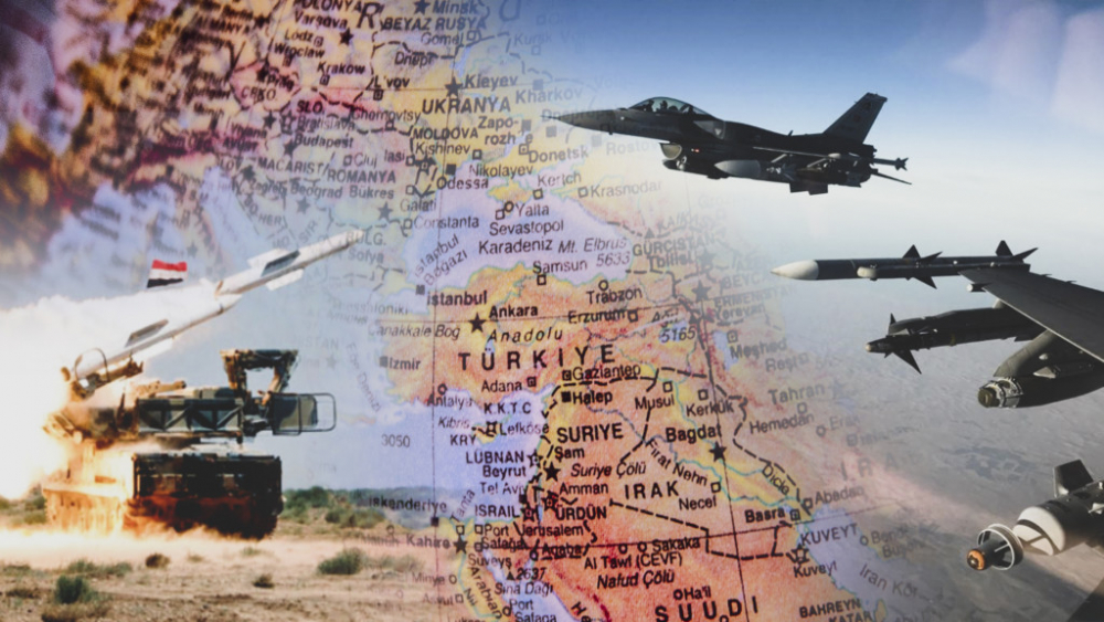 Türk Silahlı Kuvvetleri ve Esed Rejimi Uzun Erimli Saldırı ve Savunma Kabiliyeti