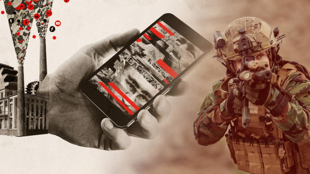 Elektronik Savaş   Bölüm I: Bilgi Operasyonu