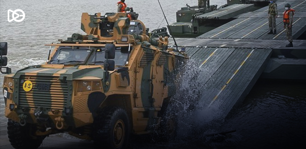 Komuta Türkiye'ye Geçti! NATO; FNSS ve BMC'yi Öne Çıkardı