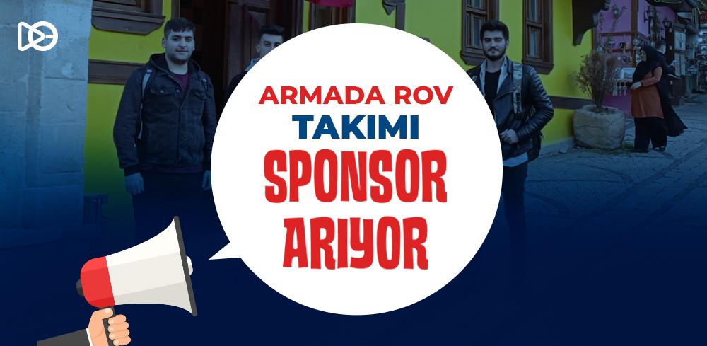 Armada Rov Takımı Sponsor Arıyor!