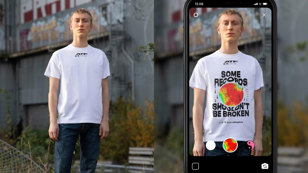 Dünyanın İlk Artırılmış Gerçeklik Tişörtü: The Last Statement