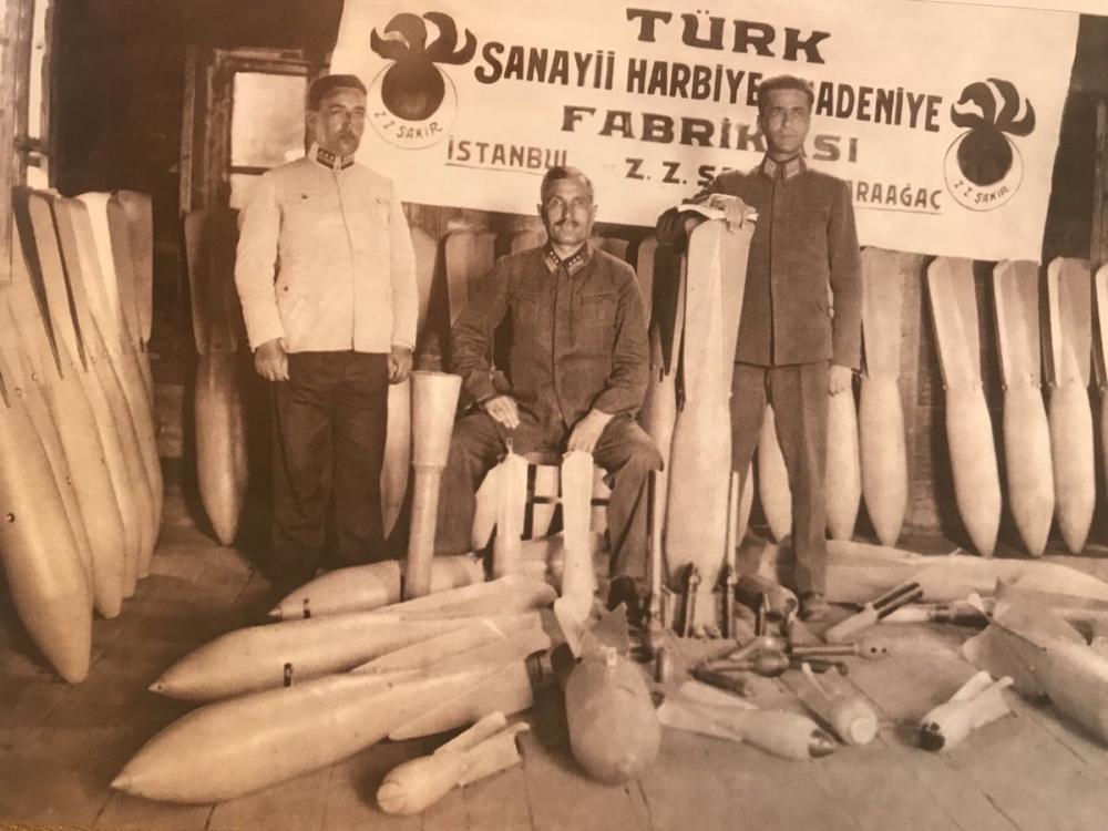 Silah Üreten Fabrikası, Soba Üreten Fabrikaya Dönüştürülen Kahraman: Şakir Zümre