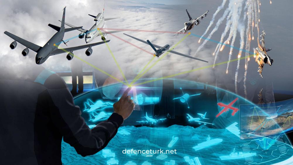 """""""İnternetin Silahları"""": Ağ Merkezli Harp, Komuta Kontrol ve Gelecek"""
