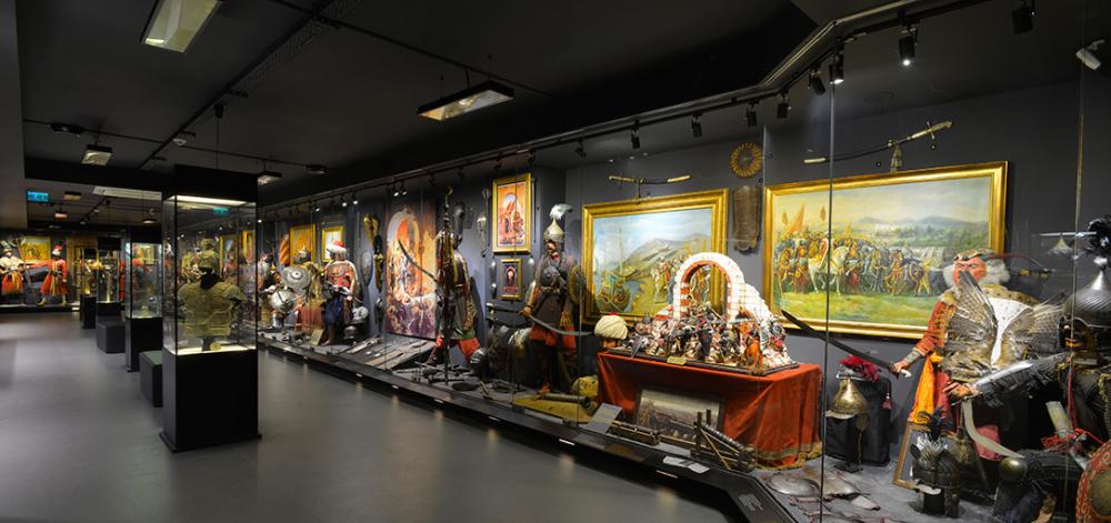 Tarihin Canlandığı Yer: Hisart Canlı Tarih ve Diorama Müzesi