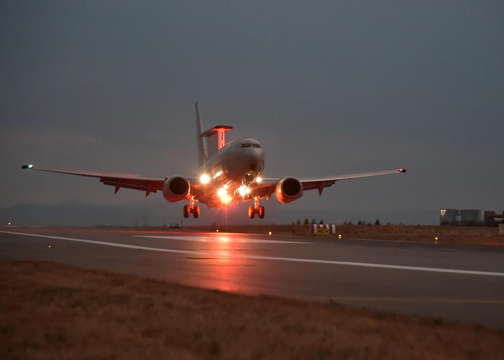 Havadan Erken İhbar ve Kontrol Uçaklarının Tarihsel Süreç İçerisinde Gelişimi