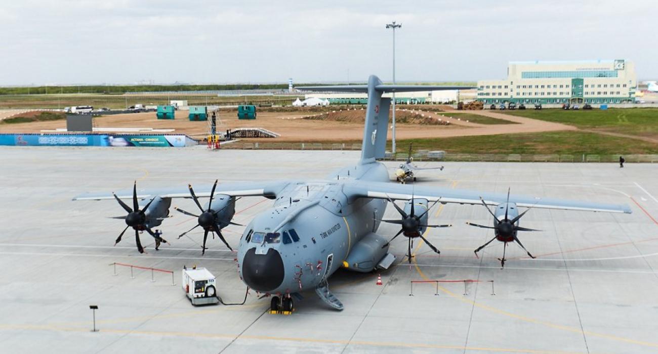 Avrupa ve Türk Havacılığının Buluşma Noktası: A400M