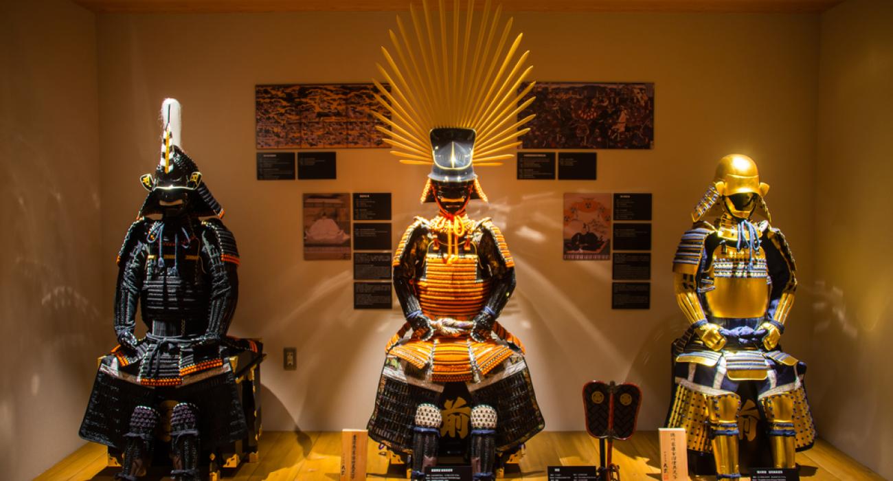 400 Yıl Önceki Japon Savaşçıların Ruhunu Yaşamak : Samuray Müzesi