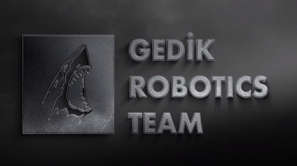 Gedik Robotics Team ile Söyleşi