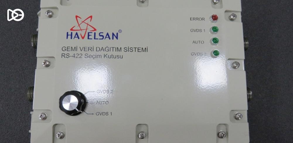 HAVELSAN GVDS: Gemi Veri Dağıtım Sistemi
