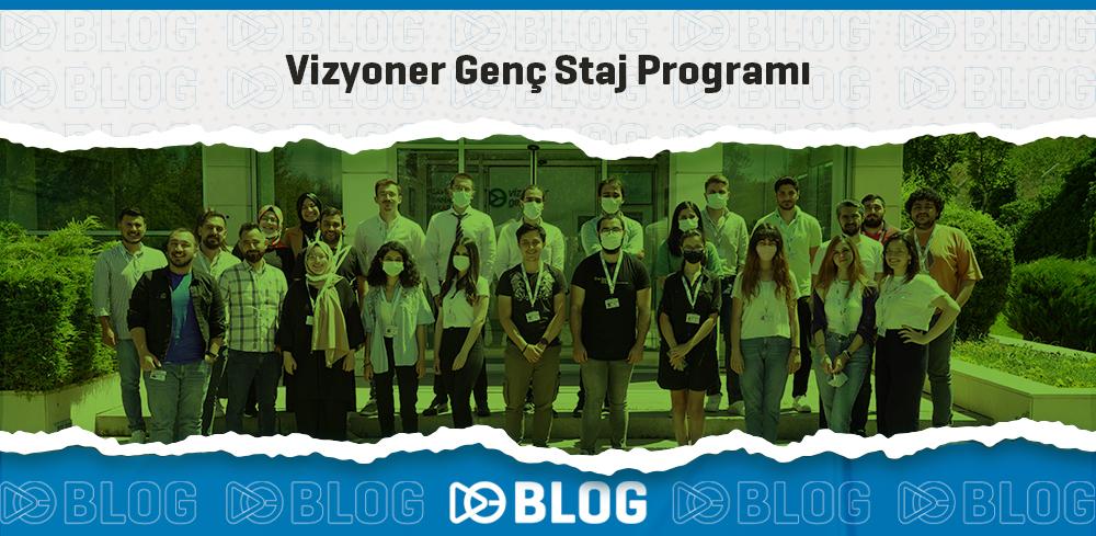 Vizyoner Genç Staj Programında Bu Hafta Neler Yapıldı?
