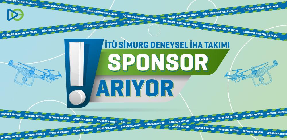 İTU Simurg Deneysel İHA Takımı Sponsor Arıyor!
