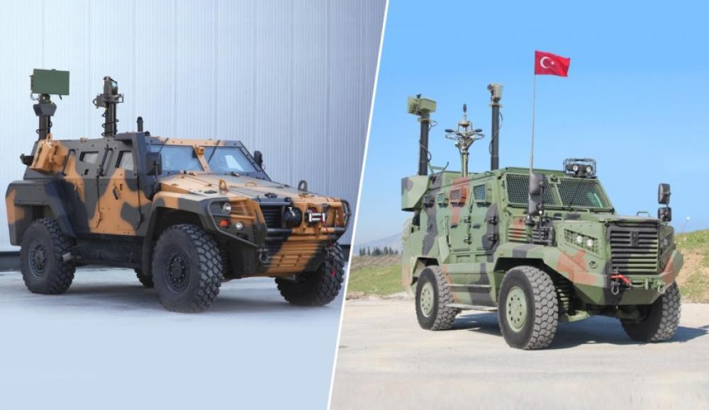 Askeri Sahadaki Zırhlı Araçlarda Radar Teknolojisi Kullanımı