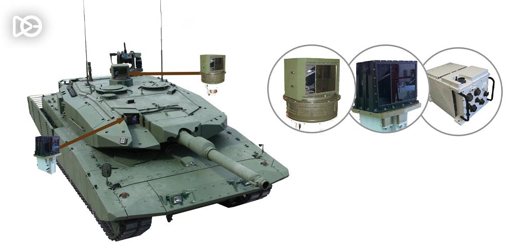 TAKS: Tank Atış Kontrol Sistemi