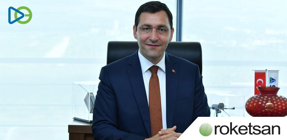 ROKETSAN Genel Müdürlüğü'ne Sn. Murat İKİNCİ atandı