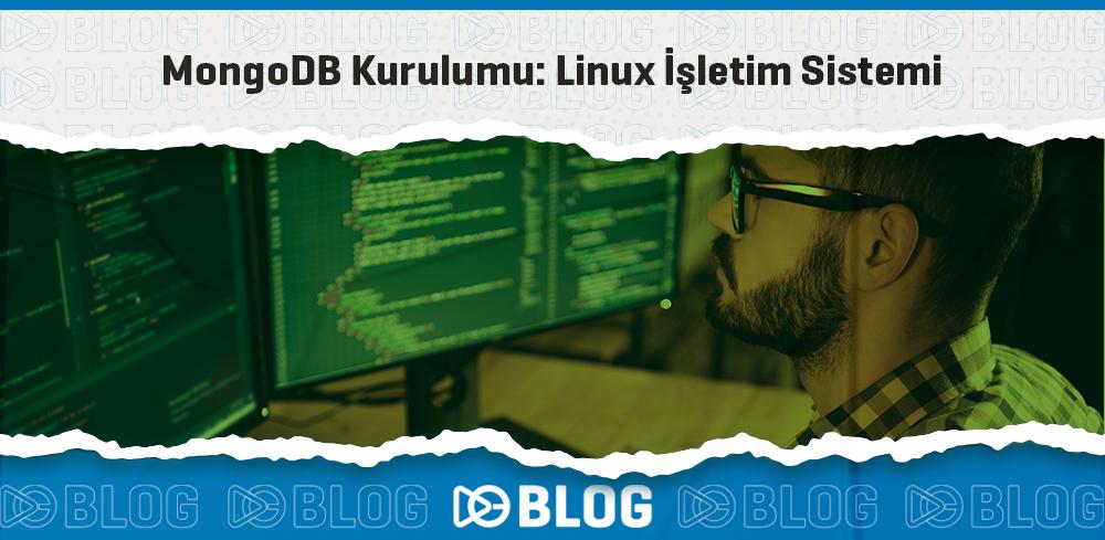 MongoDB Kurulumu: Linux İşletim Sistemi