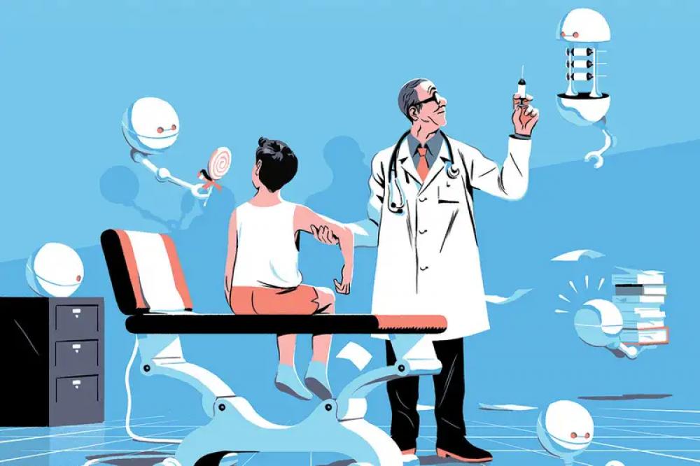 Yapay Zeka, Tıp Dünyasında Taşları Yerinden Oynatıyor