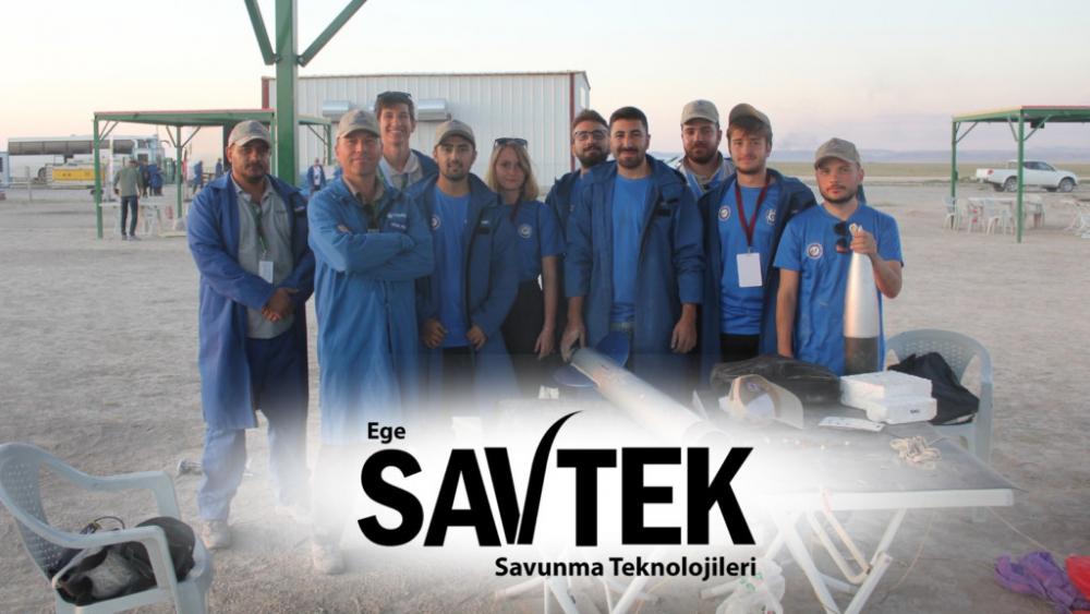 Ege Üniversitesi Savunma Teknolojileri Topluluğu ile Söyleşi