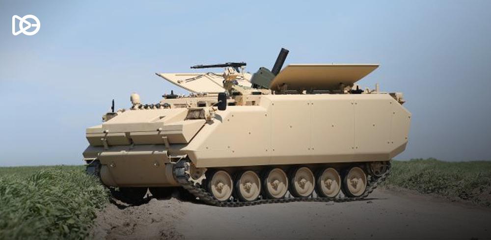 Paletli Zırhlı Araçlar: AKINCI ZMA